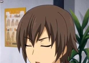anal anime